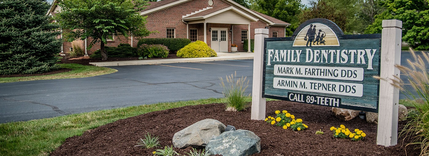 Indianapolis Family Dentistry sign