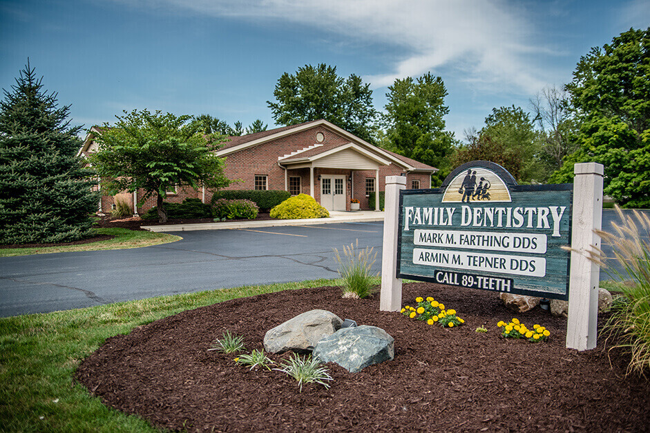 Indianapolis Family Dentistry exterior